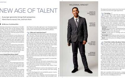 The New Age of Talent