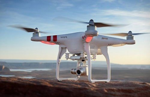 Phantom2 Vision+ from DJI. A workhorse that will give great results