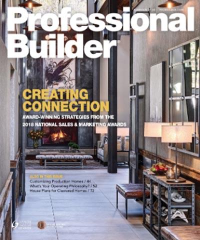 Professional Builder Magazine - Feb 2018