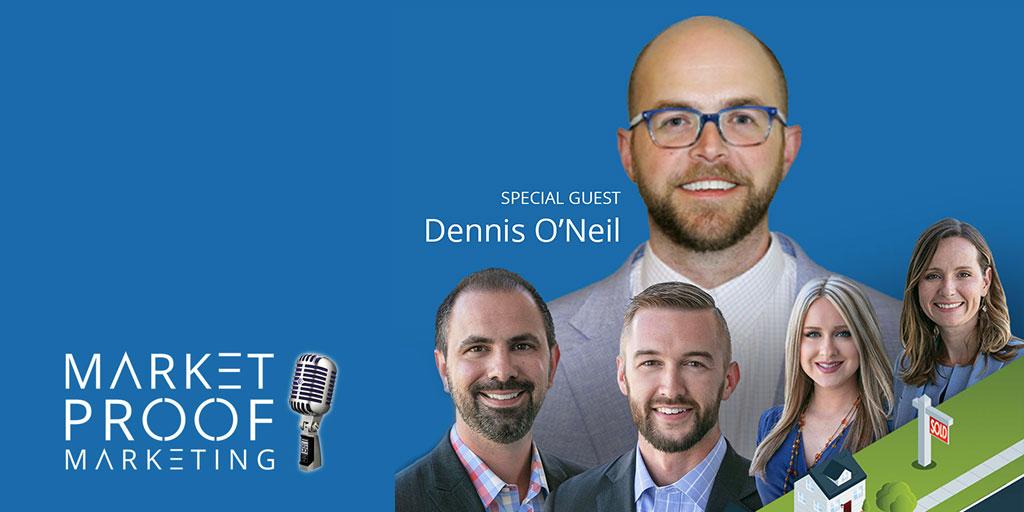 Market Proof Marketing Podcast with Dennis O'Neil