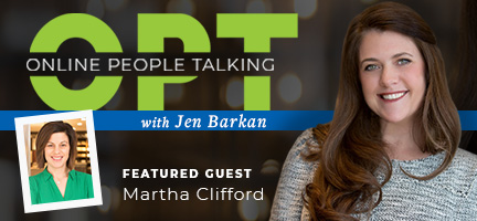 Online People Talking Ep 3 | 360 with Martha Clifford: Work, Life, Kids