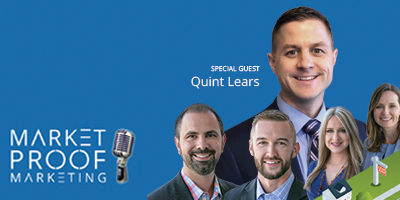 Ep 71: Behind the Scenes with Quint Lears