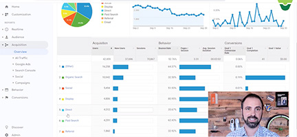 Home Builder's Ultimate Guide to Google Analytics Setup